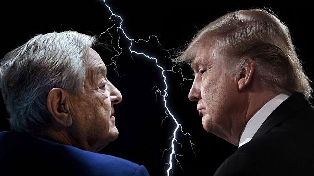 Economy Soros versus Trump Zhu Finance Blog